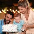 Gusttavo Lima será pai de outro menino, Samuel, com Andressa Suita