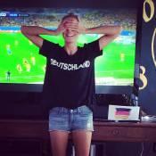 Heidi Klum comemora vitória da Alemanha sobre o Brasil: 'Vocês acreditam nisso?'