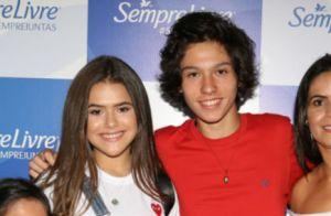 Maisa Silva comemora aniversário de namoro com Nicholas Arashiro: '6 meses'