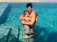 Karina Bacchi fica noiva do namorado, Amaury Nunes: 'Estamos ainda mais unidos'