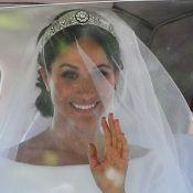 Meghan Markle é exaltada por estilista do seu vestido de noiva: 'Mulher forte'