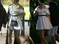 Bruna Marquezine aposta em vestido assimétrico em dia com Neymar. Veja detalhes!