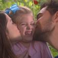 'É claro que Cecília e Gustavo vão aumentar a família. O resto não posso contar', diz Leonor Corrêa, autora da novela 'Carinha de Anjo'