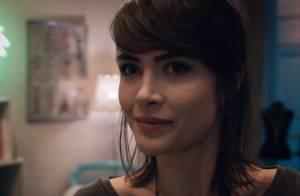 Maria Casadevall surge pela primeira vez como Lili, personagem de série no GNT