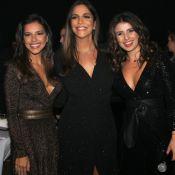 Ivete Sangalo, Paula Fernandes e Mariana Rios cantam juntas em evento. Fotos!