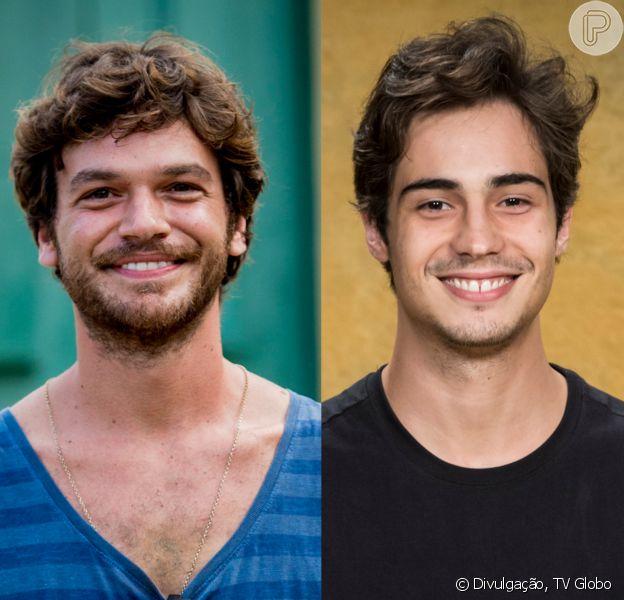 Beto (Emilio Dantas) vai ser chantageado pelo filho, Valentim (Danilo Mesquita), quando o cantor revela ser seu pai e não ter morrido em acidente aéreo na novela 'Segundo Sol'