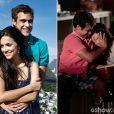 Manu Gavassi interpreta a Paulinha de 'Em Família'; na trama, atriz e cantora faz par romântico com Ronny Kriwat