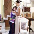 Luísa (Milena Toscano) permite que Poliana (Sophia Valverde) estude no Ruth Goulart, no capítulo que vai ao ar segunda-feira, dia 28 de maio de 2018, na novela 'As Aventuras de Poliana'
