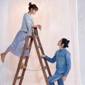 Gabriel Leone e Carla Salle vivem Romeu e Julieta em ensaio do Dia dos Namorados