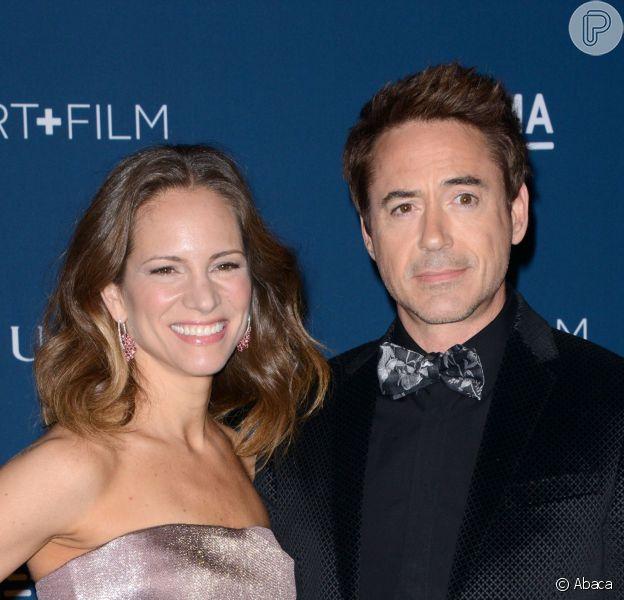 Robert Downey Jr. será pai pela terceira vez aos 49 anos. Mulher do ator, Susan Downey está grávida!