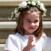 Princesa Charlotte deu 'bronca' em outra daminha no casamento real. Entenda!