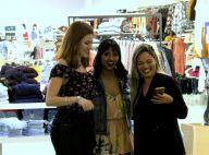 Ex-BBB Gleici exibe novo visual durante passeio no shopping com Ana Clara. Fotos