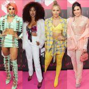 A moda dos Millennials: confira os looks das famosas no MTV MIAW 2018. Fotos!