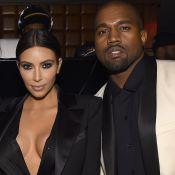 Kim Kardashian elogia Kanye West em aniversário de casamento: 'Me inspira'