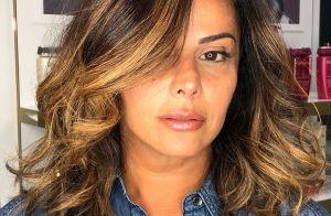 Viviane Araujo aposta em corte long bob: veja o antes e depois do seu cabelo!