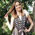 'Estou com muita fé, muita esperança e muita coragem para seguir adiante', afirmou  Ana Furtado