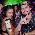 Bruno Gissoni e Yanna Lavigne se separaram antes mesmo de Madalena nascer