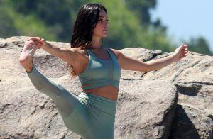 Grávida, Isis Valverde comemora que barriga começou a crescer: 'Menos tímido'