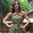 Ana Furtado iniciou o tratamento de quimioterapia após retirar o câncer de mama