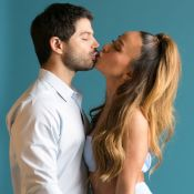 Sabrina Sato beija Duda Nagle em campanha de Dia dos Namorados. Veja fotos!