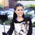 'Eu espero que as pessoas não tratem menstruação como tabu', afirmou Maisa Silva em vídeo na web