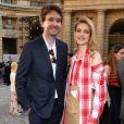 Natalia Vodianova é namorada de Antoine Arnault, herdeiro do grupo que controla marcas poderosas no mundo fashion, como Louis Vuitton e Dior