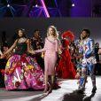 Engajada em causas sociais, Natalia Vodianova participou do 'Fashion For Relief' em Cannes