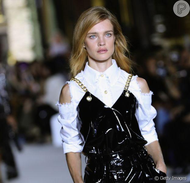 Modelo Natalia Vodianova é musa fashionista da Copa da Rússia. Conheça em matéria publicada no Purepeople nesta quinta-feira, dia 29 de maio de 2018