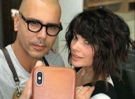 Hairstylist explica novo cabelo de Vanessa Giácomo: 'Long bob com franja sólida'