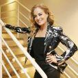 Sem maquiagem, Angélica ganhou elogio de Ivete Sangalo nesta quarta-feira (30)