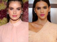 Camila Queiroz apoia Marquezine após desabafo na web: 'Te entendo perfeitamente'