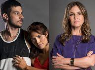 'Segundo Sol': Ícaro e Rosa são presos com Laureta após ação policial no bordel