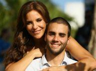 Ivete Sangalo exalta marido em foto: 'Pai dos meus filhos, o cara que equilibra'