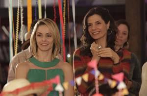 Reta final de 'Em Família': Silvia e Verônica ficam grávidas de Felipe e Cadu