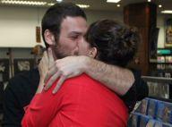 Emilio Dantas posta foto de beijão em Fabiula Nascimento: 'Boiporã proibidão'