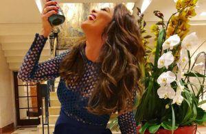 Juliana Paes recebe prêmio de Melhor Atriz no APCA: 'Estou tão feliz'