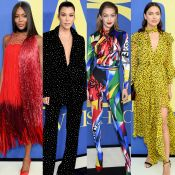 Brilho, cores vibrantes e mais: veja os looks das famosas no CFDA Fashion Awards