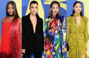 Brilho, cores vibrantes e mais: veja os looks das famosas no CFDA Fashion Awards