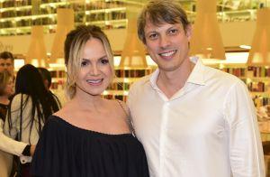 Eliana destaca cumplicidade com o noivo, Adriano Ricco: 'Somos fortes'