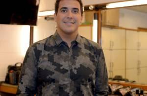 André Marques fala sobre relacionamento e assédio após cirurgia: 'Coração ótimo'