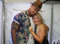 Leo Santana explica por que Lorena Improta evita usar aliança: 'Só quando casar'