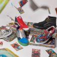Nova coleção colaborativa entre Vans e Marvel terá mais de 70 produtos, incluindo calçados e acessórios