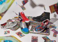Pantera Negra, Homem-Aranha e mais! Vans lança coleção em parceria com a Marvel