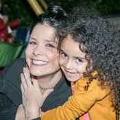 Samara Felippo ensina como incentivar aceitação dos cachos em filhos. Confira!