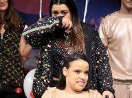 Preta Gil se sensibiliza em desfile de moda inclusiva: 'Sem palavras'. Fotos!