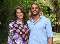 Isabella Santoni comemora 7 meses de namoro e sucesso em cirurgia de Caio Vaz