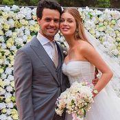 Marido se declara a Marina Ruy Barbosa nos 8 meses de casamento: 'Sempre seu'