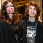 Luciana Gimenez e Lucas Jagger se controlam por app rastreador:'Saber onde está'