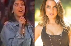 Saiba por onde anda a cantora Maíra Lemos, que fez sucesso no 'Domingão'