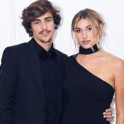 Bruno Montaleone brinca ao declarar amor para Sasha Meneghel: 'Mina periculosa'